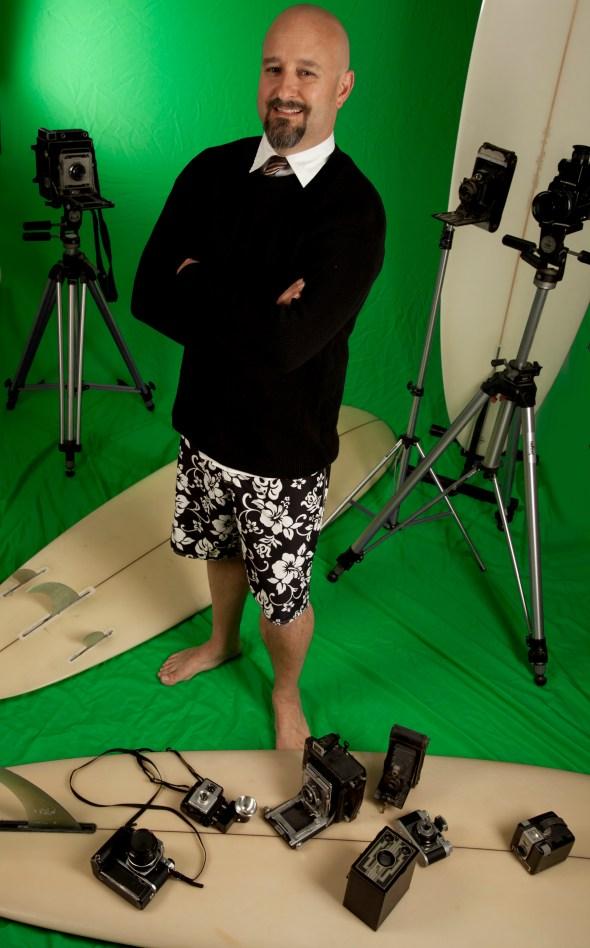 Sean McDonald, Adjunct Assistant Professor of Photography