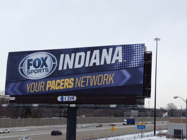 Billboard – Fox Sports Indiana