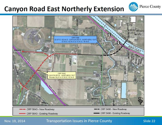 Canyon Rd North plan
