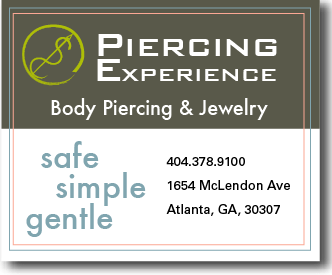 Piercing Experience: Body Piercing and Jewelry
