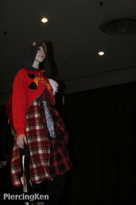 hangry and angry, hangry and angry fashion show, gashicon, ny comic con 2010, fashion shows