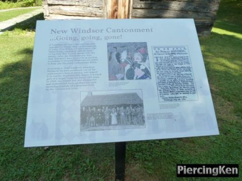 new windsor cantonment