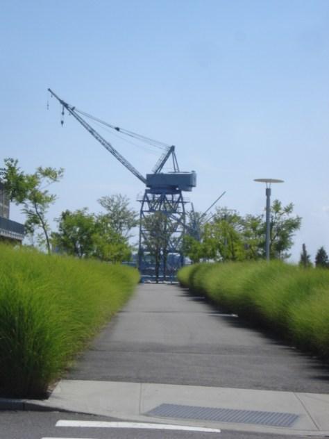 erie basin park, red hook brooklyn