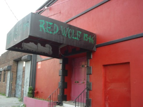 club red wolf, former l'amour brooklyn