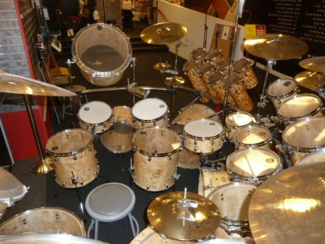 sam ash music, tama drums