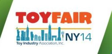 Logo - Toy Fair 2014