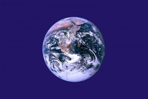 Photo - Earth Day Flag