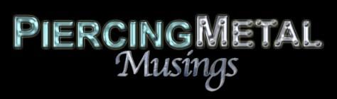 Logo - PiercingMetal Musings - Original