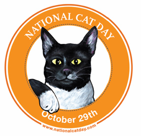 Logo - National Cat Day