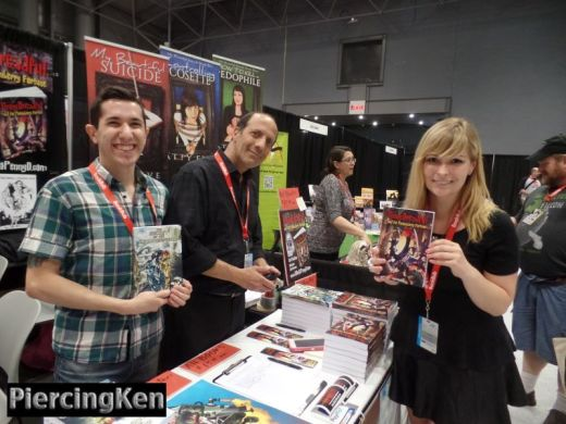 book con, book con 2015, book con photos
