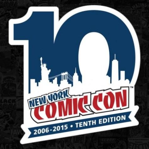 Logo - NY Comic Con - 2015b