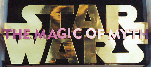 Logo - Star Wars The Magic Of Myth