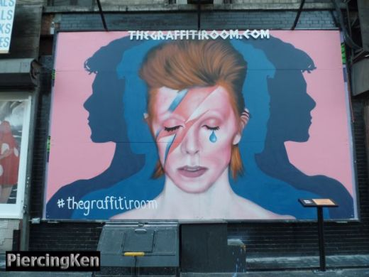 david bowie, david bowie mural, nyc murals
