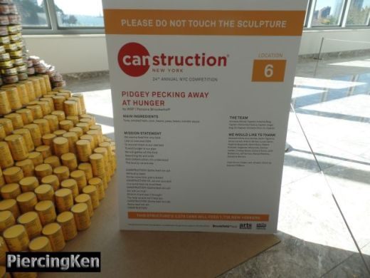 canstruction new york 2016