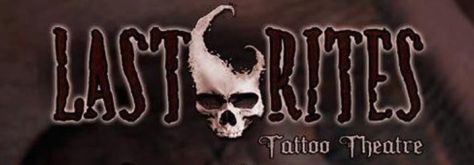 last rites tattoo theatre logo