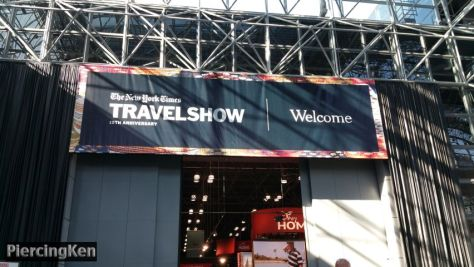 new york times travel show, new york times travel show 2018, photos from ny times travel show, photos from ny times travel show 2018