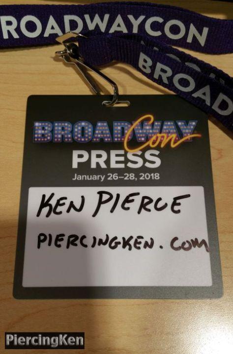 broadwaycon, broadwaycon 2018, photos from broadwaycon, photos from broadwaycon 2018
