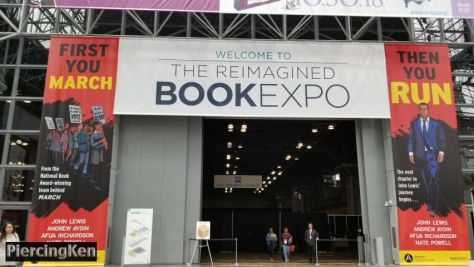 book expo, book expo 2018, photos from book expo 2018