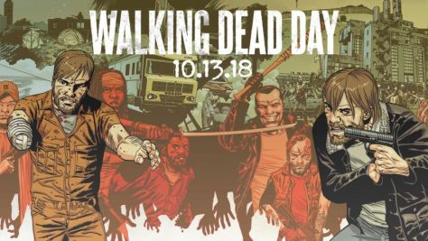 the walking dead day
