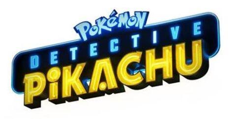 pokemon: detective pikachu logo