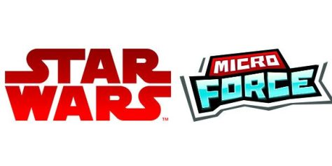hasbro toys, star wars micro force logo
