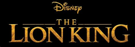 the lion king film logo