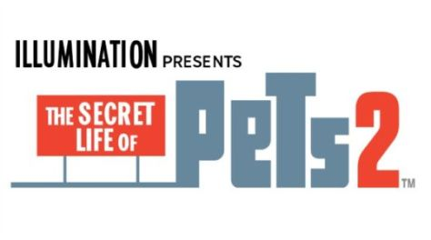 the secret life of pets 2 logo