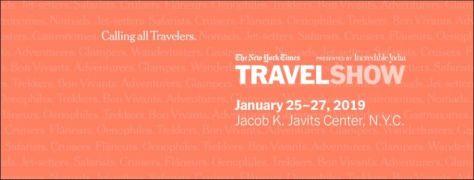 ny times travel show 2019