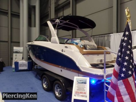new york boat show, new york boat show 2019, photos from new york boat show 2019