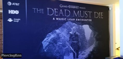 magic leap, the dead must die, game of thrones, tribeca film festival 2019