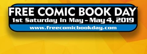 free comic book day 2019 banner