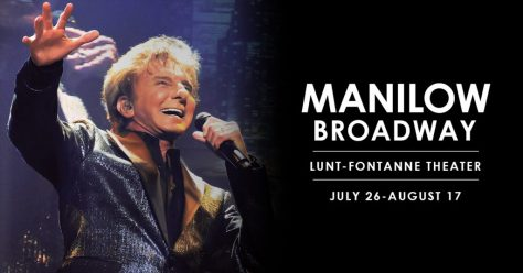 barry manilow, manilow on broadway