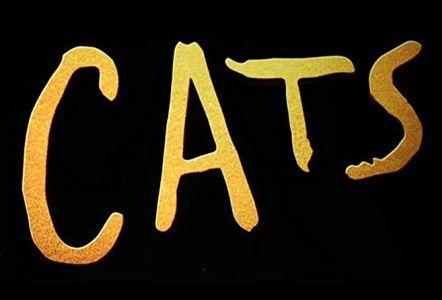 cats movie logo
