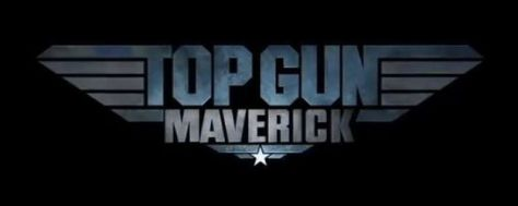 top gun: maverick logo