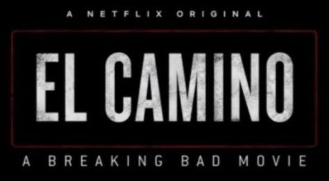 el camino a breaking bad movie logo