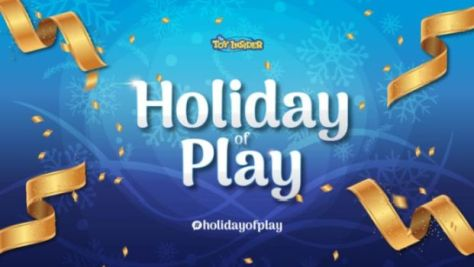 toy insider holiday of play logo