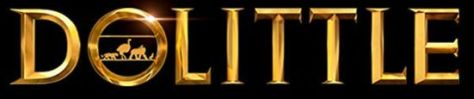 dolittle film logo