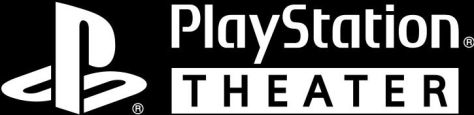 playstation theater logo - bw