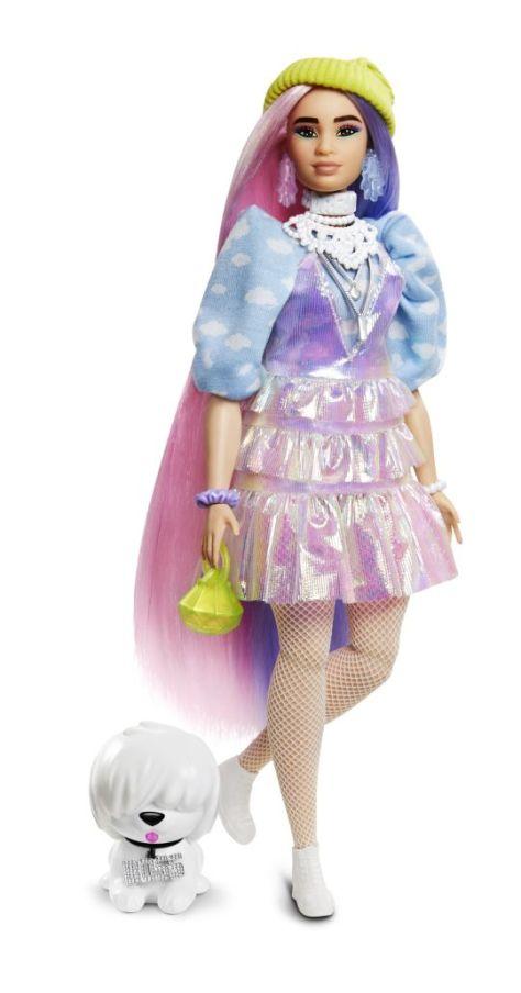 mattel, barbie, barbie extra line