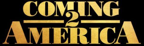 coming 2 america movie logo