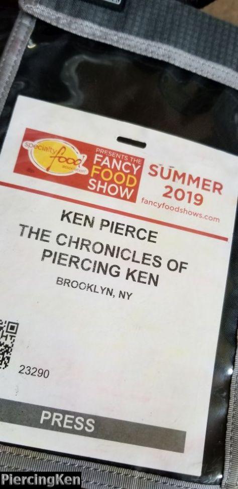 specialty food association, summer fancy food show, summer fancy food show 2019, photos from specialty foods summer fancy food show 2019