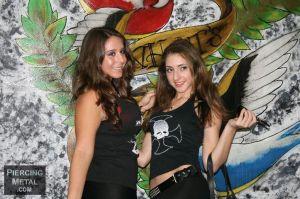 Giovanna Conti and Gina Dimant