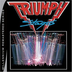 """""""Stages"""" (remastered) by Triumph"""