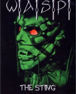 """""""The Sting (Live At The Key Club)"""" by W.A.S.P."""
