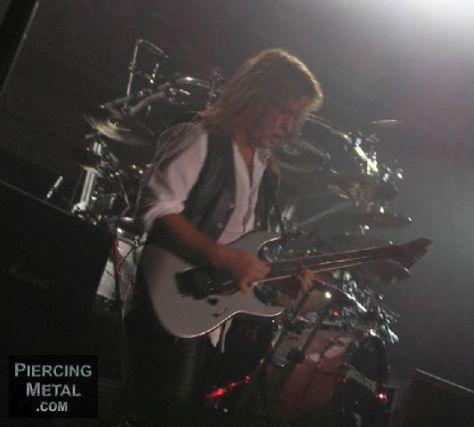megadeth, megadeth concert photos, gigantour