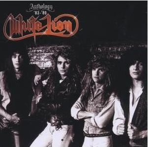 """""""Anthology '83-'89"""" by White Lion"""