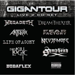 """Gigantour"" by Various Artists"
