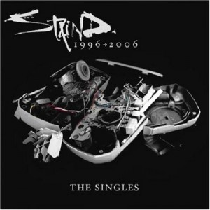 """1996-2006 The Singles"" by Staind"