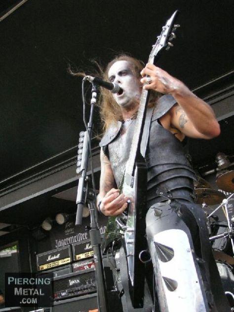 behemoth, behemoth concert photos, ozzfest 2007