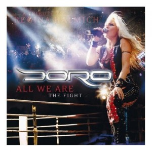 """All We Are: The Fight"" by Doro"
